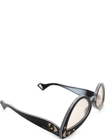 Gucci Gucci Gg0874s Black Sunglasses