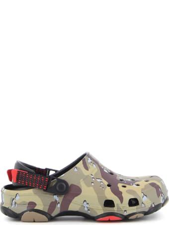 Crocs Cls All Terrain Desert Camo M