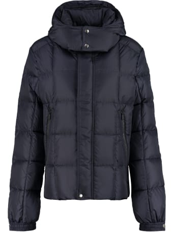 TATRAS Zip And Snap Button Fastening Down Jacket