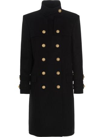 Balmain Ten Button Coat