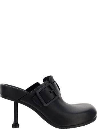Balenciaga Mallorca Mules Shoes
