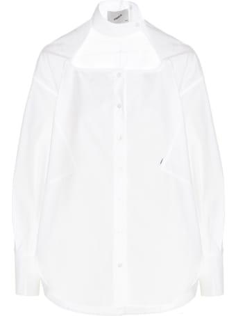 Coperni Asymmetrical Shirt