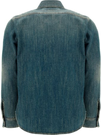 Saint Laurent Denim Over Shirt