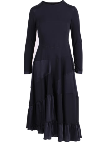 High 'flippancy' Polyamide Dress