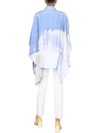 MM6 Maison Margiela Sky Scarf Shirt