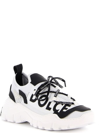 Dolce & Gabbana Mesh Daymaster Sneakers
