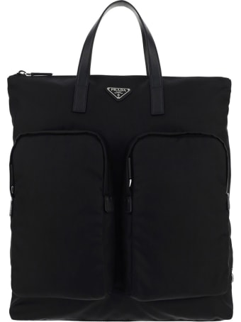 Prada Tote Backpack