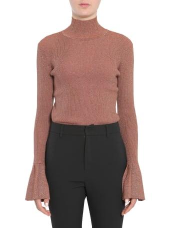 Carven Mock Collar Sweater