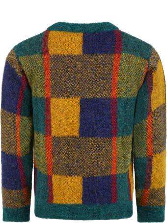 Wolf & Rita Multicolor ''òscar'' Sweater For Kids
