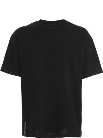 Vision of Super Tshirt With Orange Spray