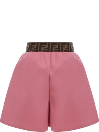 Fendi Kids Shorts