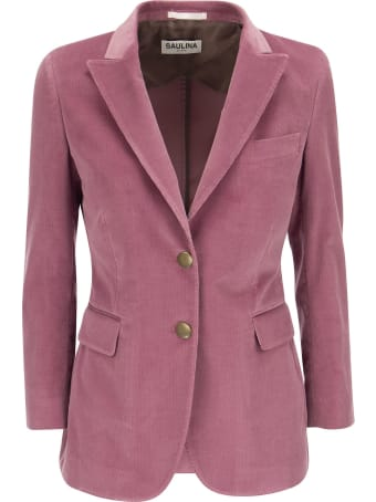 Saulina Angelica - Single-breasted Jacket With 2 Buttons