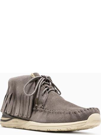 Visvim Shaman Folk Desert Boots