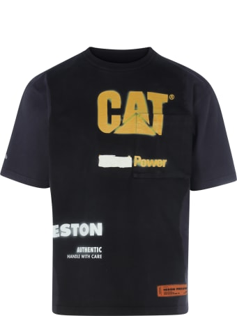 HERON PRESTON Cat Tee Ss Reg Pkt Power
