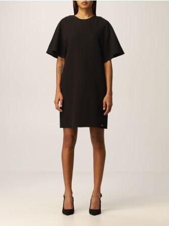Armani Collezioni Armani Exchange Dress Half Sleeve Crepe