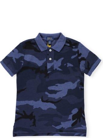 Ralph Lauren Camouflage Polo Shirt