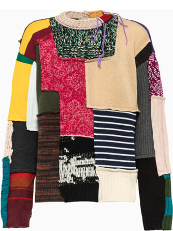 Danilo Paura Utopia Sweater 06dp9008m04998