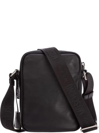 Moschino Monogram Crossbody Bags