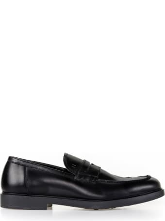 Fratelli Rossetti One Loafer In Leather
