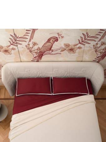 Midsummer Milano Cavalieri White Blanket