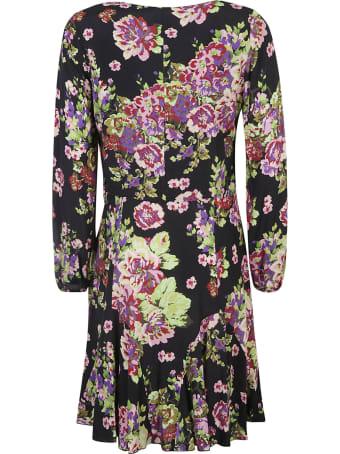 Pinko Marocaine Flower Print Dress