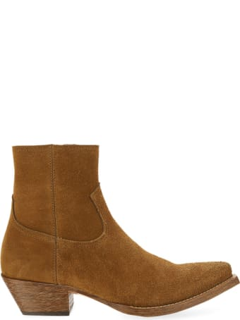 Saint Laurent Lukas Bootie
