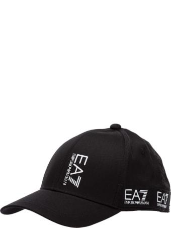 EA7 Emporio Armani K/lounge Baseball Cap