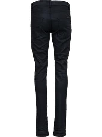 Saint Laurent Black Skinny Denim Jeans