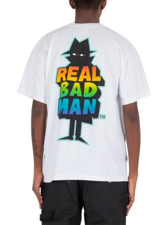 Real Bad Man Logo Tee Vol. 7