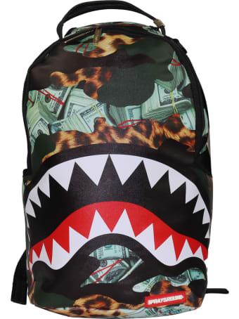 Sprayground Hero Shark Backpack Backpack