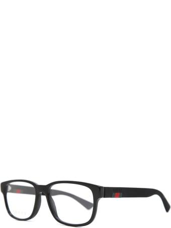 Gucci Gucci Gg0011o Black Glasses