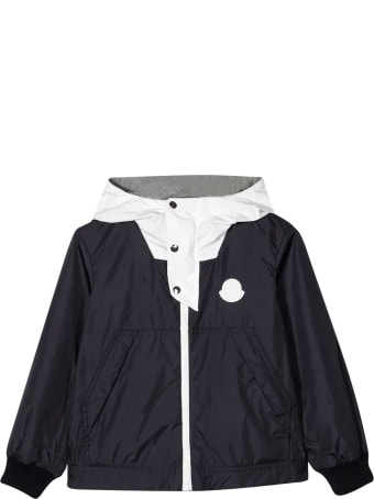 Moncler Reversible Jacket With Print