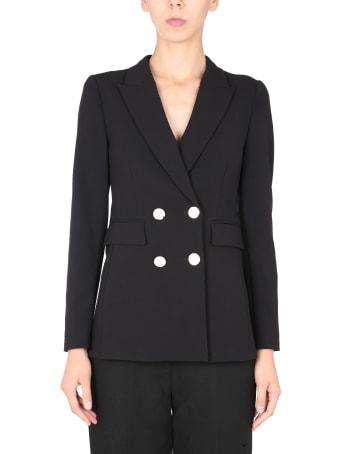 Anna Molinari Double-breasted Jacket