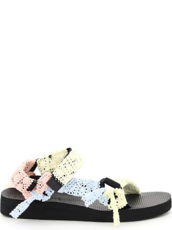 Arizona Love Trekky Sandals With Lace