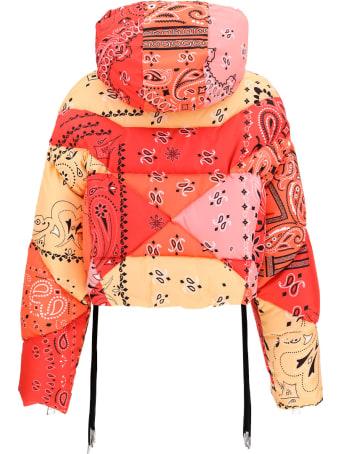 Khrisjoy Khris Joy Bandana Crop Jacket