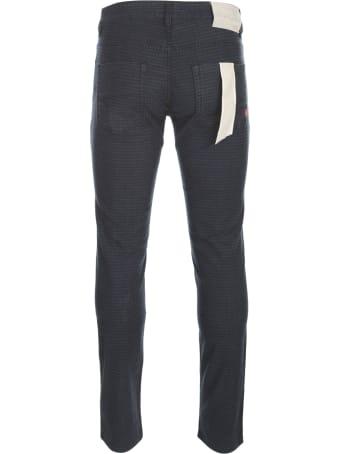 Siviglia Micro Checked Jeans