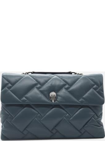 Kurt Geiger Kensington Leather Shoulder Bag