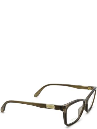 Gucci Gucci Gg0792o Brown Glasses