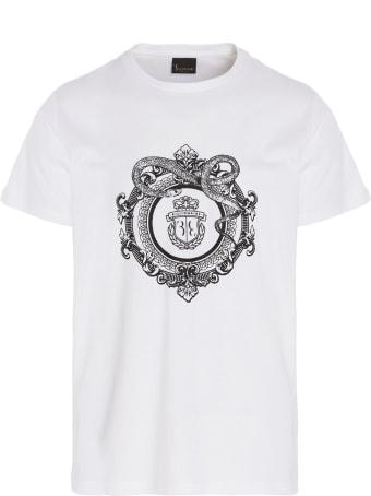 Billionaire 'snake' T-shirt