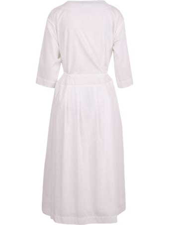 Yoshi Kondo 'quote' Cotton Dress