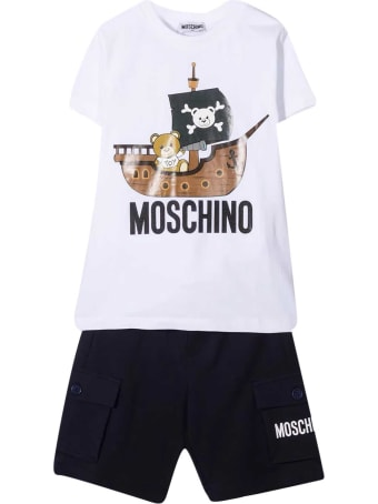 Moschino Teen Outfit