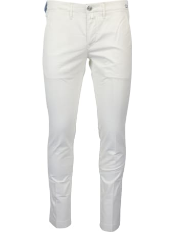 Jacob Cohen Semi Class Comf Ppt Str Trousers