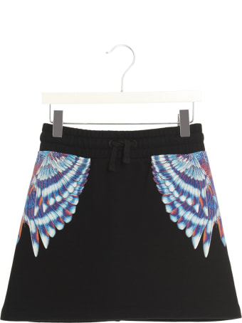 Marcelo Burlon 'blue Birds Wings' Skirt