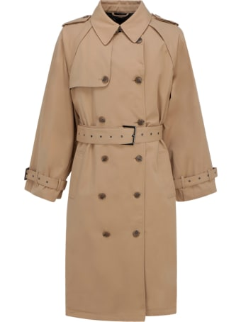 Daily Paper Lanto Trench Coat