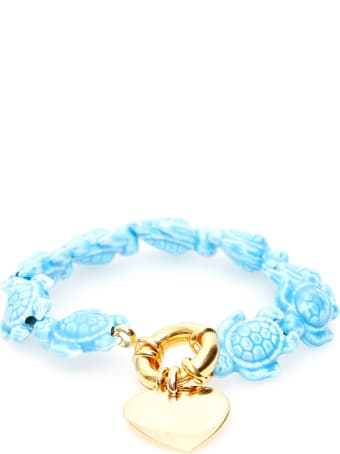 Timeless Pearly Turtles Bracelet