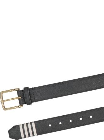 Thom Browne '4 Bar' Belt
