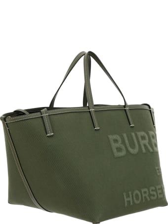 Burberry Beach Tote Bag