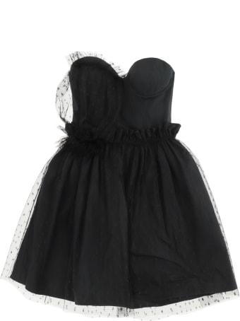 RED Valentino The Black Tag Dress