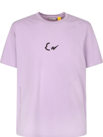 Moncler Relaxed Fit T-shirt
