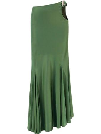 The Attico Midi Skirt